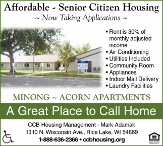 Affordable - Senior Citizen Housing