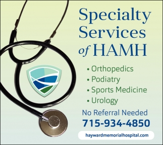 Specialty Services of HAMH