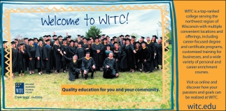 Welcome To WITC!
