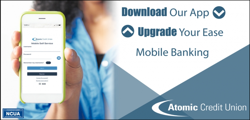 Download Our App, Upgrade Your Ease Mobile Banking