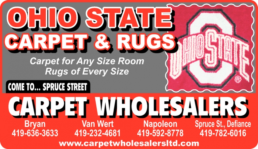 Ohio State Carpet & Rugs