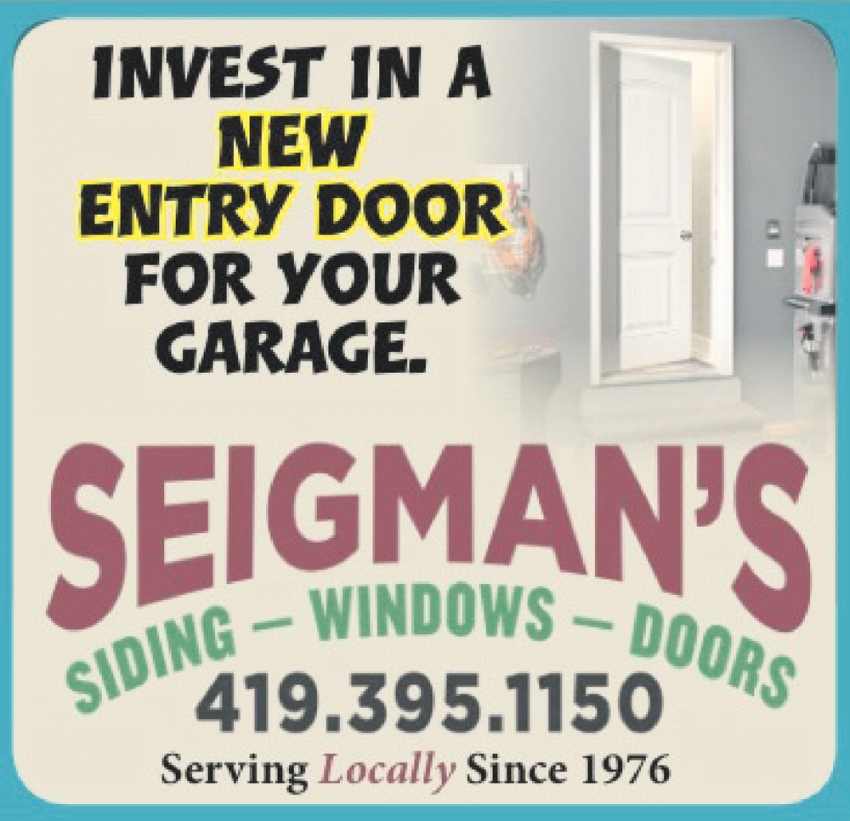 Invest in a New Entry Door for Your Garage