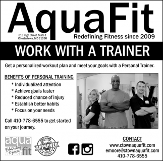 Work With a Trainer