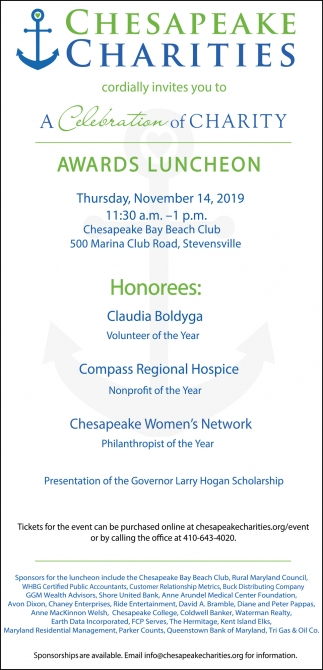 Chesapeake Charities
