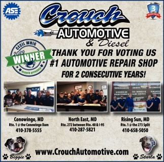 #1 Automotive Repair
