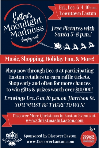 Easton's Moonlight Madness