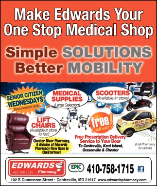 Simple Solutions Better Mobility