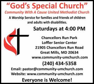 God's Special Church