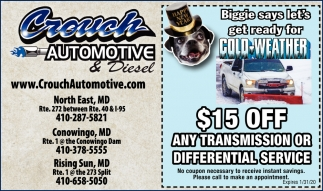 Automotive & Diesel