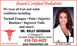 Foot and Ankle Specialist
