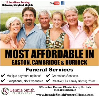 Most Affordable In Easton