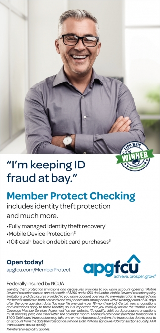 Member Protect Checking