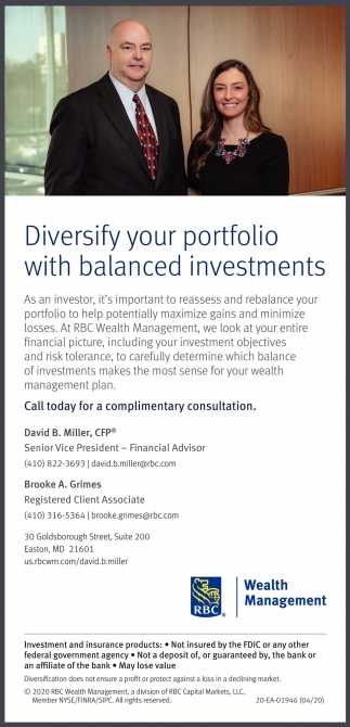 Diversify Your Portfolio with Balanced Investments