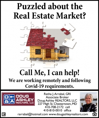 Puzzled About The Real Estate Market?