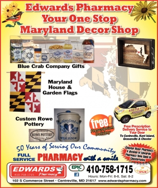 Your One Stop Maryland Decor Shop