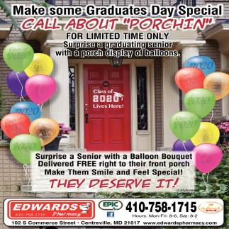 Make Some Graduates Day Special