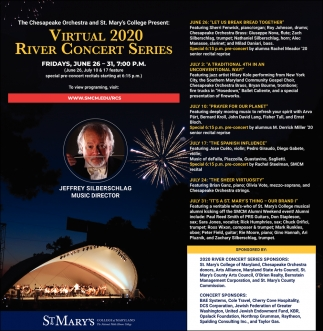Virtual 2020 River Concert Series
