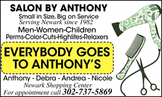 Everybody Goes To Anthony's