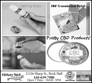 Pretty CBD Products