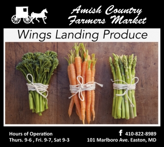 Wings Landing Produce