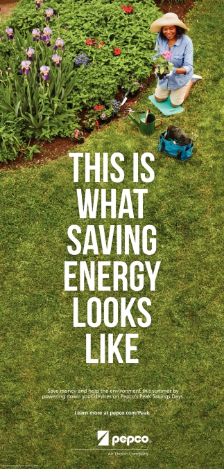 This Is What Saving Energy Looks Like