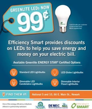 Discounts On LEDs