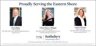 Proudly Serving The Eastern Shore