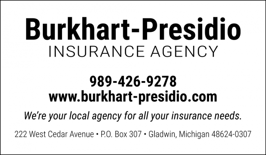 We're Your Local Agency for All Your Insurance Needs