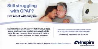 Still Struggling With CPAP?