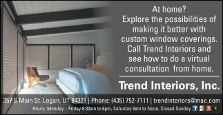 Explore The Possibilities Of Making Better With Custom Window Coverings