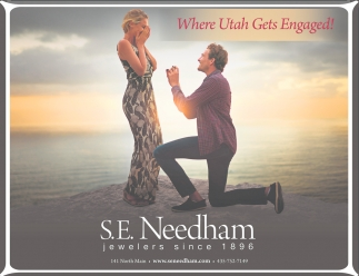 What Utah Gets Engaged!