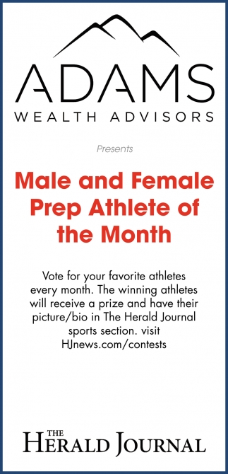 Male And Female Prep Athlete Of The Month