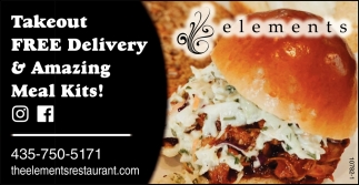 Takeout - Free Delivery