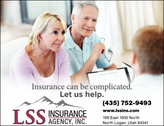 Insurance Is Complicated. Let Us Help.