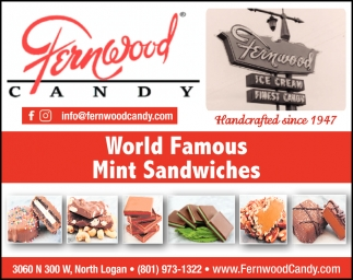 World Famous Mint Sandwiches