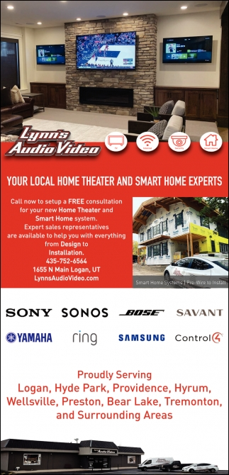 Your Local Home Theater And Smart Home Experts