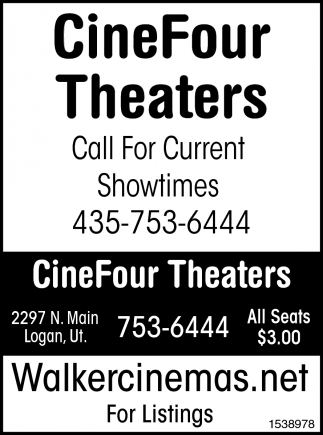 Call For Current Showtimes