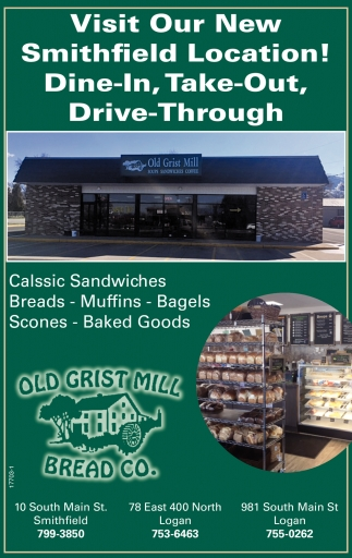 Visit Our New Smithfield Location!
