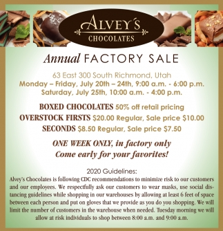 Annual Factory Sale