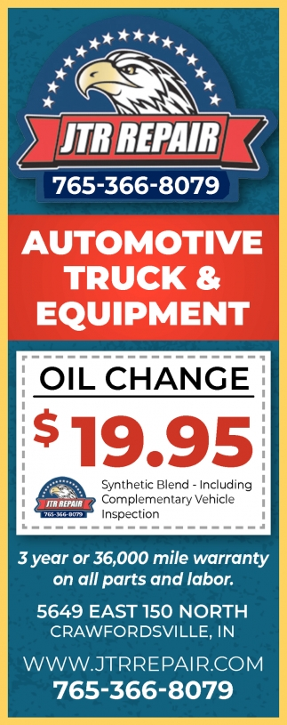 Automotive Truck & Equipment