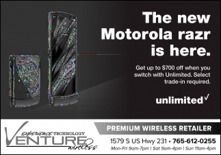 The New Motorola Razr is Here