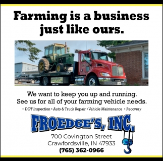 Farming is a Business Just Like Ours