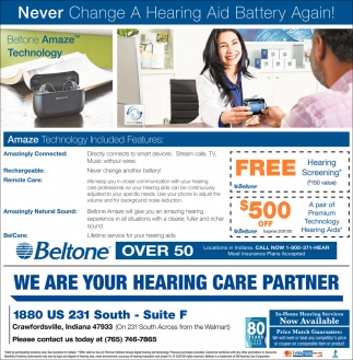 We are Your Hearing Care Partner