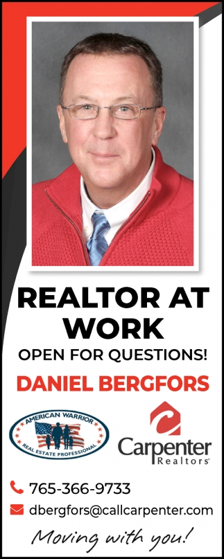 Realtor at Work
