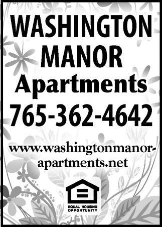 Washington Manor