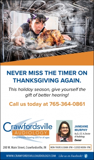 Never Miss the Timer On Thanksgiving Again