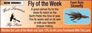 Fly of the Week