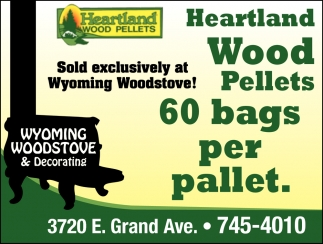 Sold Exclusively at Wyoming Woodstove!