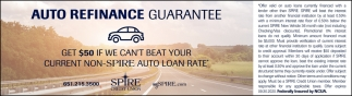 Auto Refinance Guarantee