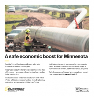 A Safe Economic Boost for Minnesota